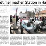Haller Tagblatt 22.04.2015